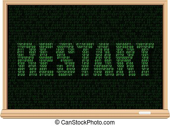 restart code blackboard - The programming code on education...