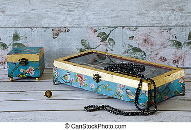 Beautiful Jewllery Boxes - Beautiful hand made jewelley...