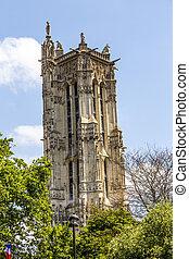 saint-germain-l'auxerrois, antigas, século, Paris, famosos,...