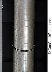 Ventilation pipe - Duct pipe ventilation for air flow