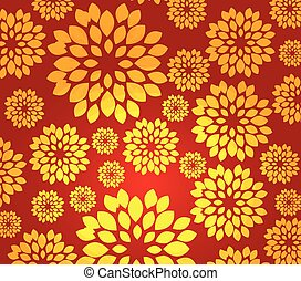 Chinese new year pattern background