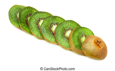 juicy fruit kiwi