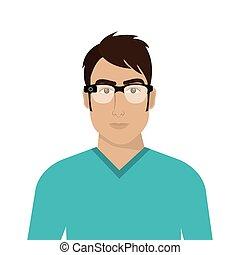 vision glasses accessory