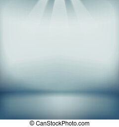 light blue background - spotlight with light blue abstract...