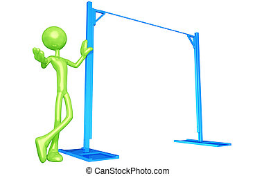 Limbo Presenter - A Concept And Presentation Illustration In...