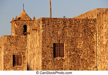 Fortifications - Presido La Bahia, Texas Revolution Historic...