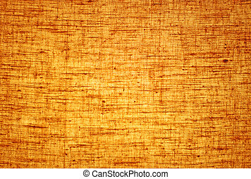 Orange texture of a lampshade