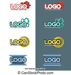Construction Company Logotype Templates - Construction...