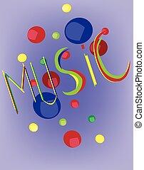 Music Festival Invitation Banner - Musical Festival Flyer...
