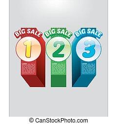 Big Sale Promotional Vector Flyer - Big Sale Promotional...