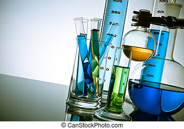 laboratory equipment - equipment of a research laboratory