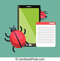 smartphone and informatic virus - smartphone device and...
