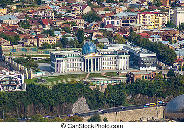 The Residence of President in Tbilisi, Georgia