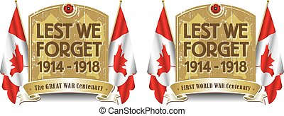 Lest we Cen Can v8.eps - Lest We Forget First World War and...