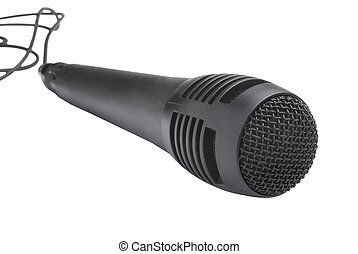 microphone | Isolated
