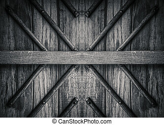 Symmetric texture - An abstract wooden and symmetric...