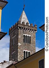 Cathedral of Santa Maria Assunta - Sarzana Italy - Bell...