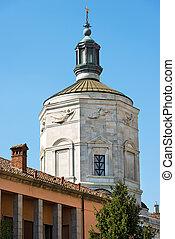 Tempio della Vittoria - Milano Italy