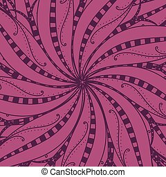 Abstract Graphic Pattern Background