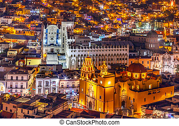 University Temple Companiia Our Lady Basilica Guanajuato...