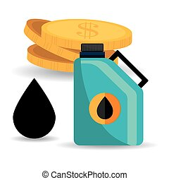 petroleum and oil price design