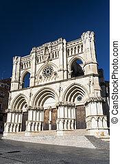 Cuenca Spain, cathedral - Cuenca Castilla-La Mancha, Spain,...