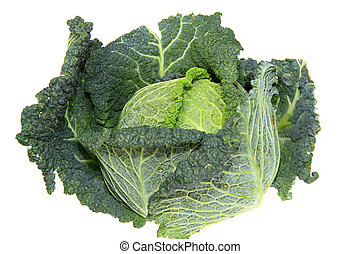 Kale is a real winter vegetable - Kale or leaf cabbage is a...