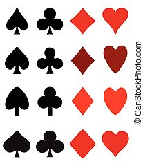 symbols on playing cards