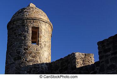 Guarita - Presido La Bahia, Texas Revolution Historic Site,...