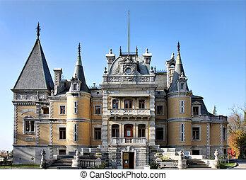 Massandra palace of Alexander III - Palace of russian...