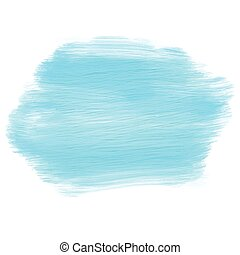 blue acrylic paint 3105 - Abstract background with blue...