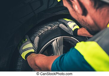 Tire and Wheel Service