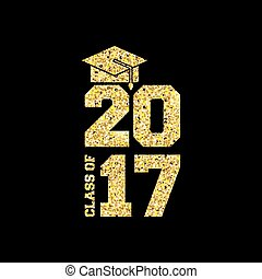 class of 2017 card