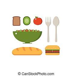 Vegan Breakfast Set
