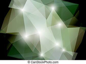 green gray background