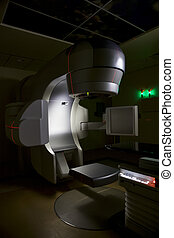 Linear accelerator x-ray machine - Ultra modern medical...
