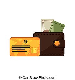 money wallet accessory