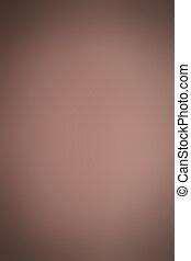 Smooth abstract brown background with gradient effect....