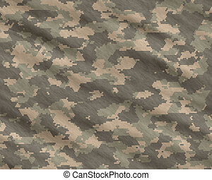 digital camoflage camo background - a modern digital...