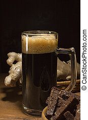 Lithuanian ginger brew - Lithuanian brew ginger and ginger...