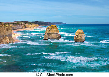 Twelve Apostles Port Campbell National Park - Twelve...