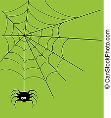 Halloween Spider