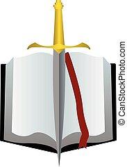 book sword