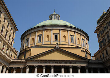 Milan  - church in Milan