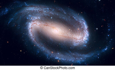 NGC 1300 is a barred spiral galaxy in the constellation...