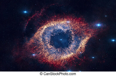 Helix Nebula is a large planetary nebula located in the...