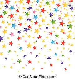 Falling-stars-colors-seamless-background.eps - Colors stars...