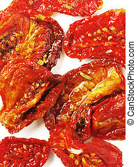 sun dried tomatos          - sun dried tomatoes