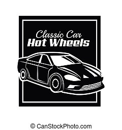 Classic car and vehicle design