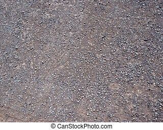 Road Gravel - multiple gravel on the ground mutiple...